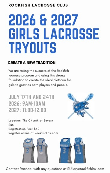 GLAX tryouts